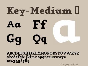 Key-Medium