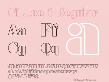 Gi Joe 1