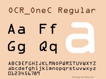 OCR_OneC