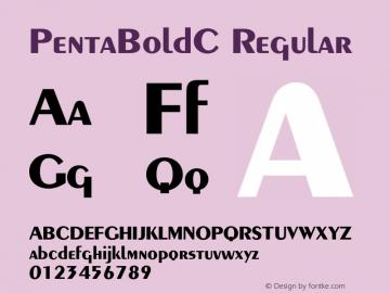 PentaBoldC
