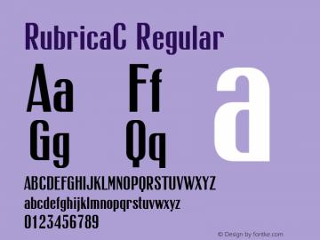 RubricaC