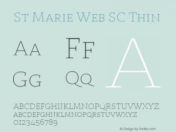 St Marie Web SC