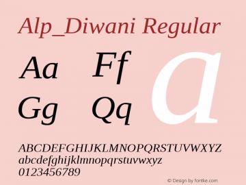 Alp_Diwani