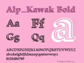 Alp_Kawak