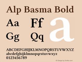 Alp Basma