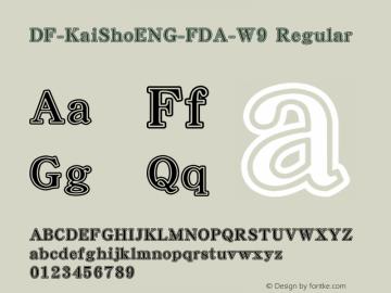 DF-KaiShoENG-FDA-W9