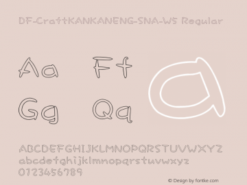 DF-CraftKANKANENG-SNA-W5
