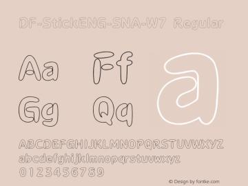 DF-StickENG-SNA-W7