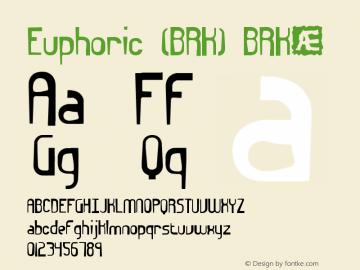 Euphoric (BRK)