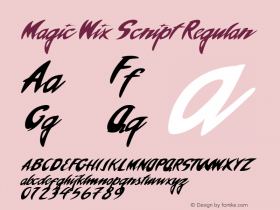 Magic Wix Script