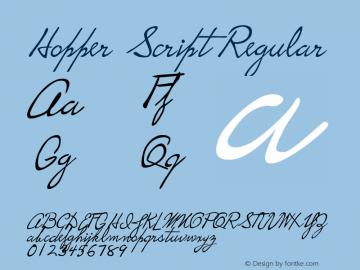 Hopper Script