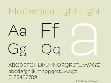 Modernica Light