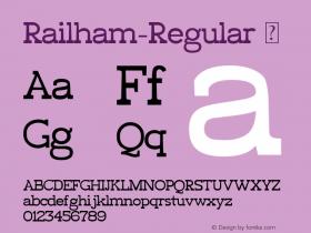 Railham-Regular