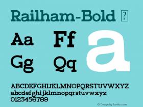 Railham-Bold