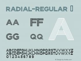 Radial-Regular