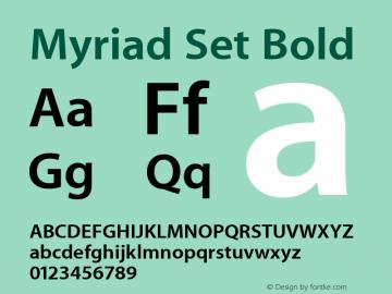 Myriad Set