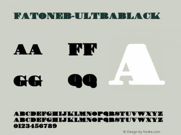 FatoneB-UltraBlack