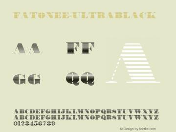 FatoneE-UltraBlack