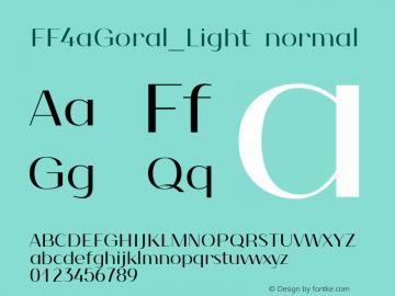 FF4aGoral_Light