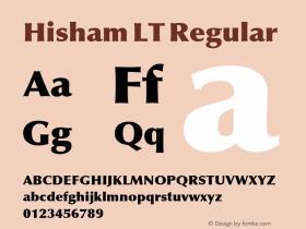 Hisham LT
