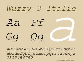 Wuzzy 3