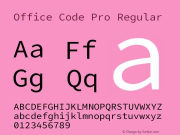 Office Code Pro