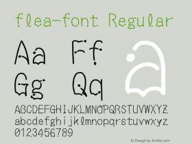 flea-font