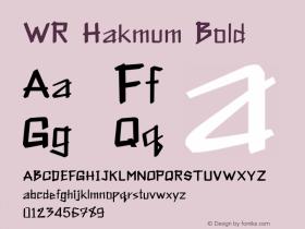 WR Hakmum