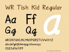 WR Tish Kid