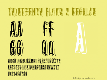 Thirteenth Floor 2