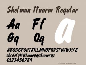 Shelman ttnorm