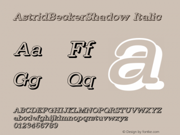 AstridBeckerShadow