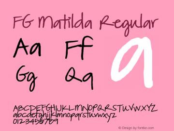FG Matilda