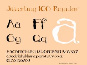 Jitterbug ICG