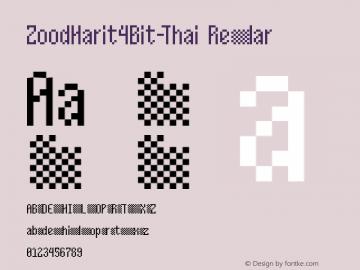 ZoodHarit4Bit-Thai