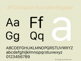.SF Compact Rounded