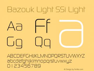 Bazouk Light SSi