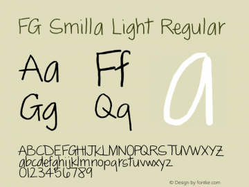 FG Smilla Light