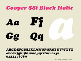 Cooper SSi