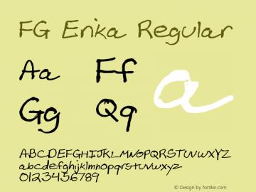 FG Erika