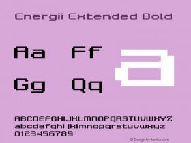 Energii Extended