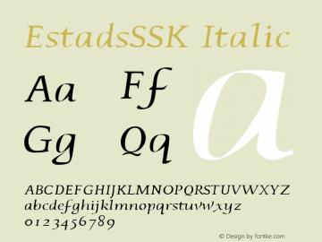 EstadsSSK