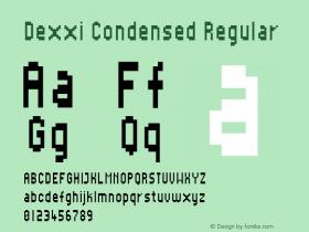 Dexxi Condensed