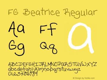 FG Beatrice