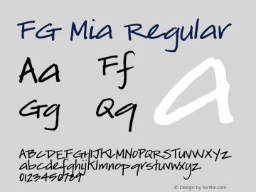 FG Mia