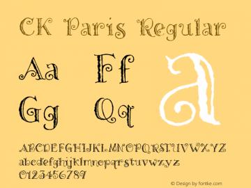 CK Paris