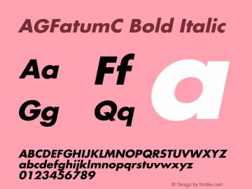 AGFatumC