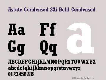 Astute Condensed SSi