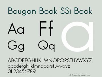 Bougan Book SSi