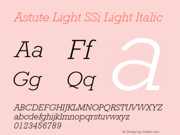 Astute Light SSi